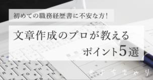 転職_職務経歴書