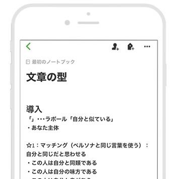 モックアップ【Evernote】